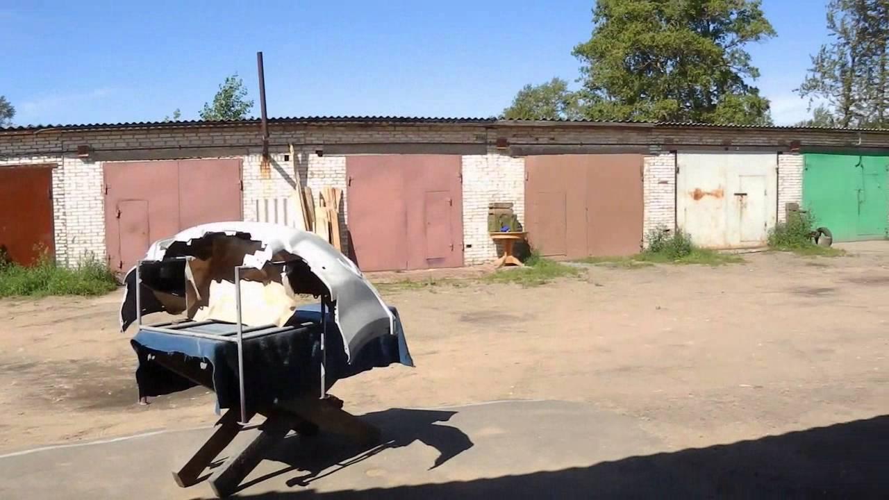 Peugeot 301 подготовка капота к окраске 1