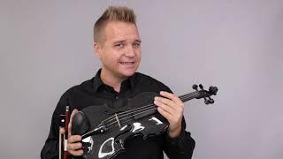 Fiddlershop Carbon Fiber Violin (No. VN116)