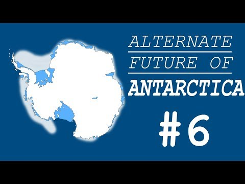 Alternate Future of Antarctica #6 New Nations