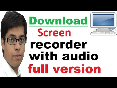 Free Screen Recorder For Windows 7 Free Download Full Version