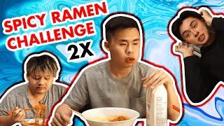 2X SPICY RAMEN CHALLENGE!