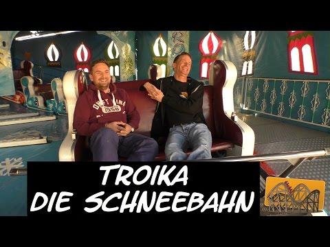 Troika Die Schneebahn Ahrend | Funfair Blog #106 [HD]