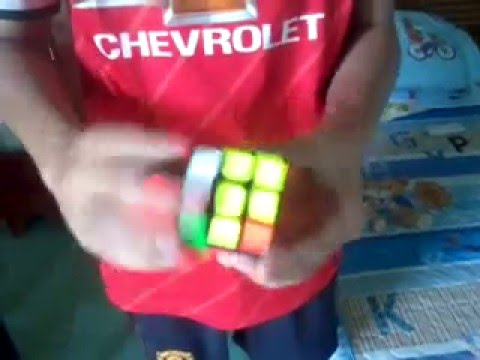 Xoay Rubik Nhanh Nhất VIệt Nam