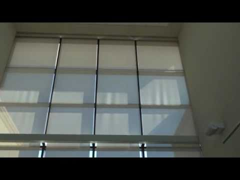 Mecho Shades By JC Blinds