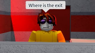 The Roblox Prison Experience