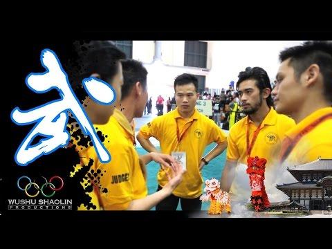 CMAT Wushu Tournament - Full Tournament Free Documentary