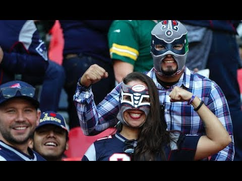 Patriots At Raiders: Sights And Sounds From Mexico City