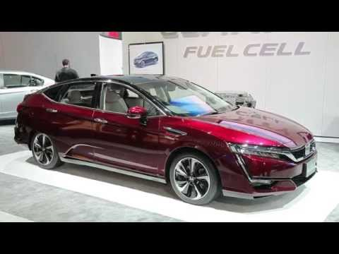honda prices 2017 clarity fuel cell promises plug in hybrid by 2018. Black Bedroom Furniture Sets. Home Design Ideas