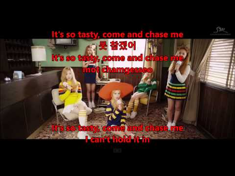 Red Velvet - Ice Cream Cake - Hangul, Romaja and English Lyrics