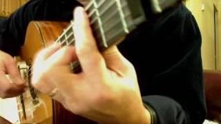 A Lover's Concerto - Guitar solo