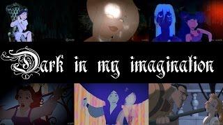 Dark In My Imagination Non Disney Halloween MEP Female Version
