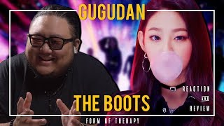 "Gambar cover Producer Reacts to gugudan ""The Boots"""