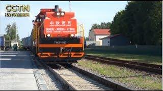 Прямой грузовой железнодорожный маршрут  впервые связал Минск и Шицзячжуан