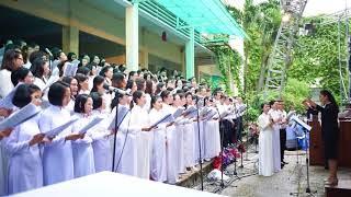 Này Con Đây | Nguyễn Duy | Ca đoàn Vô Nhiễm