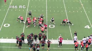 Aaron Cox #66 The Spring League Highlights
