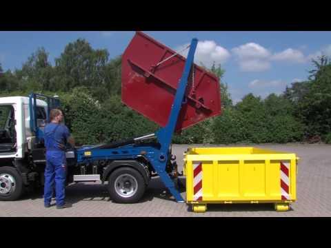 Вывоз мусора контейнер 8 м3 Москва