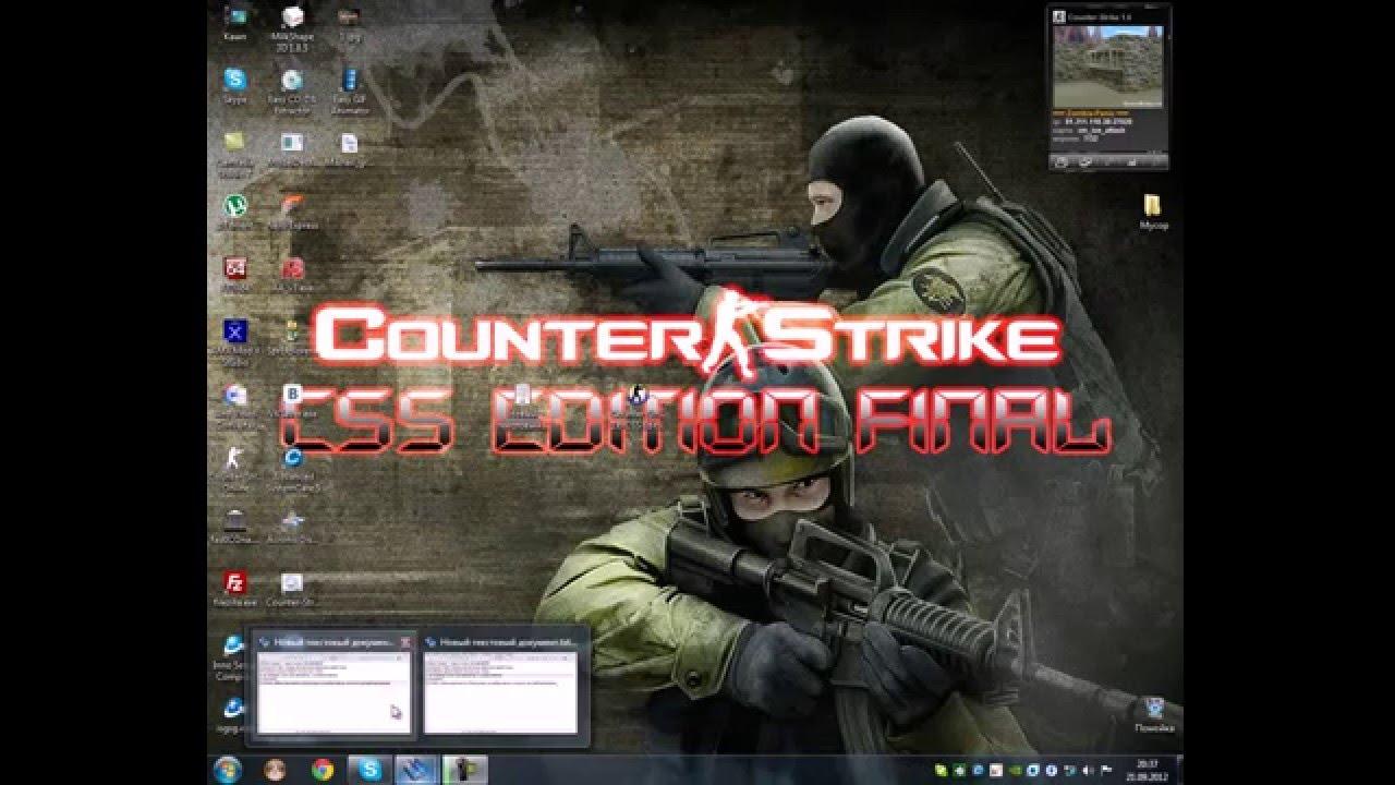 Xtcs counter-strike 1. 6 final release 2011 скачать cs 1. 6.