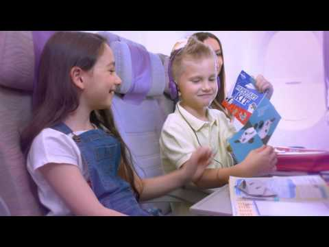 Emirates Fly With Me and Lonely Planet Kids | Emirates Airline