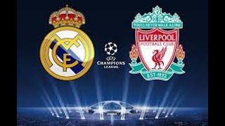 UEFA Şampiyonlar Ligi Finali | Real Madrid 3-1 Liverpool Maç Özeti  HD