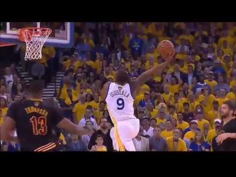 2017 NBA Finals Game 5 Warriors vs Cavaliers