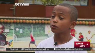 CCTV : Addis-based Project Aimed At Improving Ethiopian Youth Levels In Tennis
