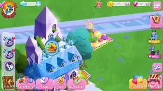Возвращение Кристальной Империи в игру Май Литл Пони (My little pony)