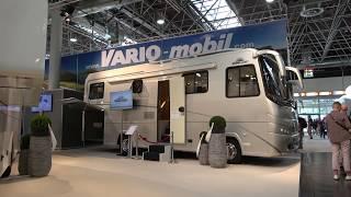 Unser  Messerundgang Caravan Salon Düsseldorf 2018