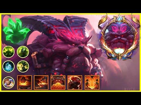 Ornn Champion Spotlight | Gameplay - League of Legends