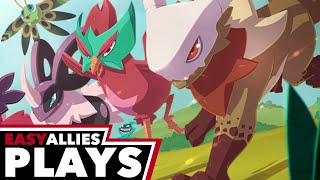Easy Allies Plays a Tiny Bit of Temtem