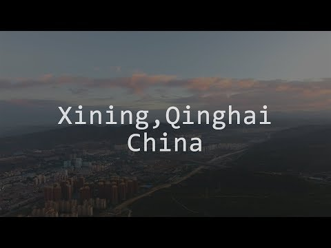 Xining, Qinghai | China | Phantom 4 | 4K
