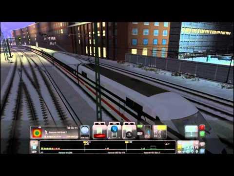 Train Simulator 2015 Hamburg to Hanover Part 1 |