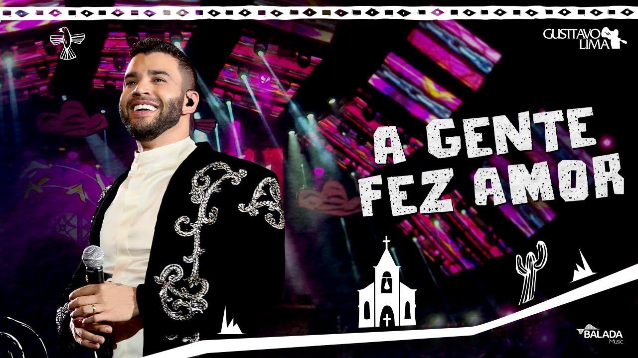 """Thumbnail do vídeo """"Gusttavo Lima – A Gente Fez Amor - DVD O Embaixador In Cariri (Ao Vivo)"""""""