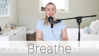 Breathe by Catie Turner - Cover
