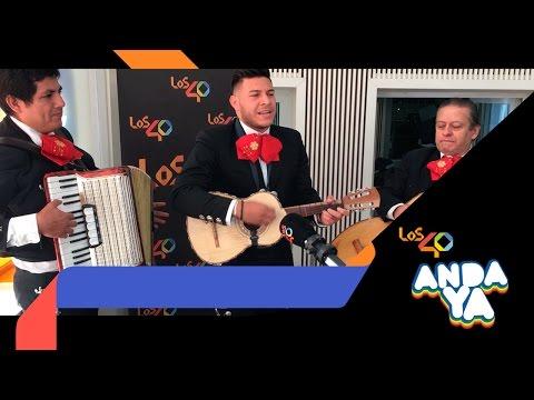 """La versión mariachi de """"Despacito"""", en Anda Ya!"""