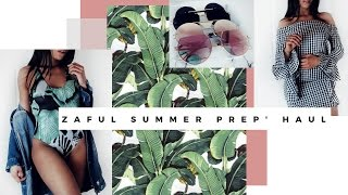 Video SUMMER PREP' ZAFUL TRY ON CLOTHING HAUL | APRIL 2017 - SARAH WORE WHAT download MP3, 3GP, MP4, WEBM, AVI, FLV Oktober 2017