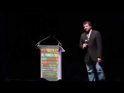 Neil deGrasse Tyson The Sky Is Not the Limit University of Manitoba