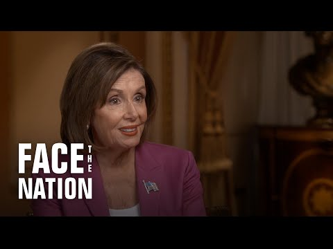 Pelosi Says Trump Is an 'Insecure Imposter'