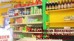 ital Roots @ Irie Caribbean Restaurant in Jacksonville Florida