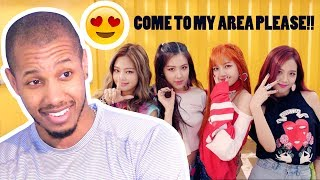 BLACKPINK - '마지막처럼 (AS IF IT'S YOUR LAST)' M/V REACTION