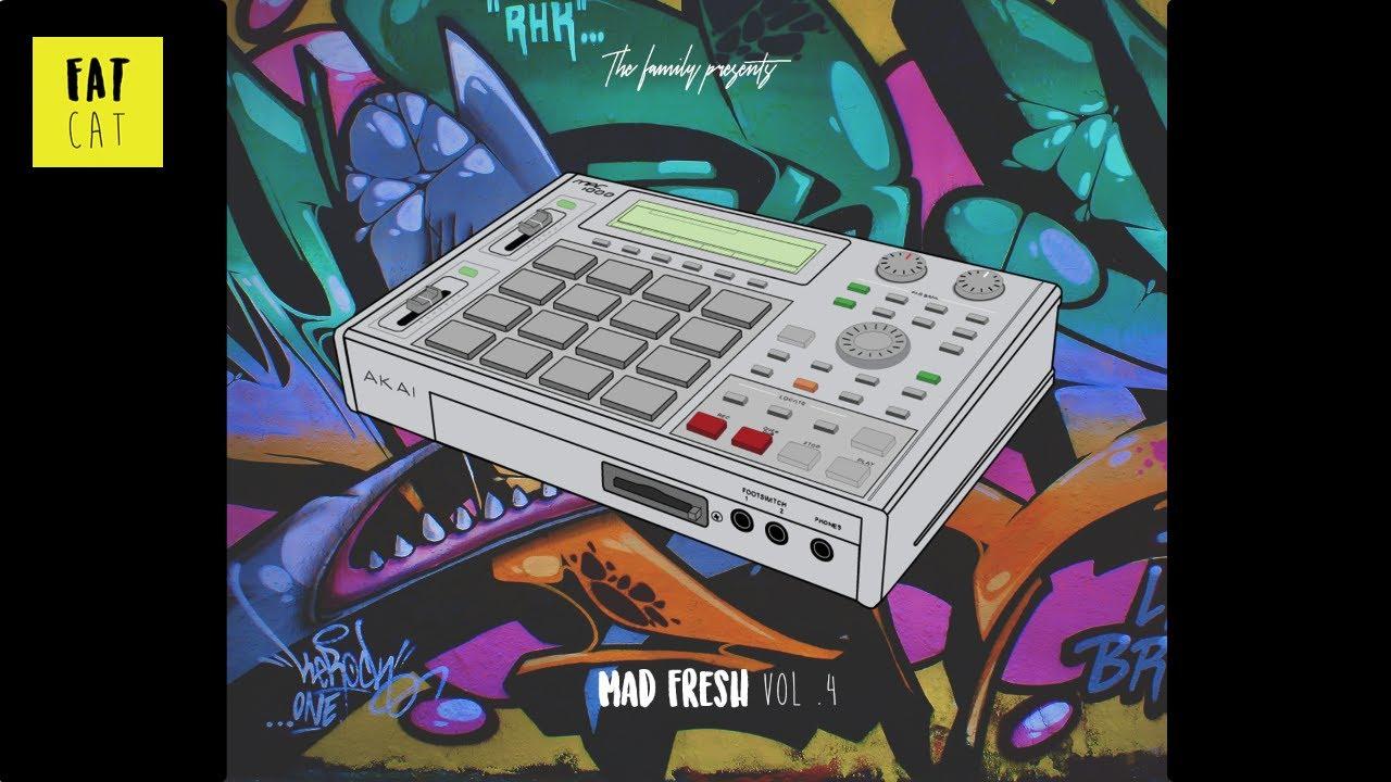 Mad Fresh - Beat Tape vol.4 / Old School, Boom Bap (Full Album)