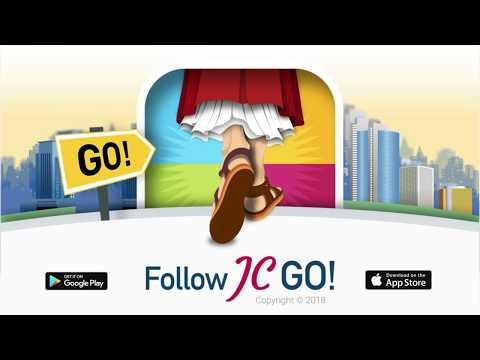 Follow JC Go! - JMJ Panamá 2019