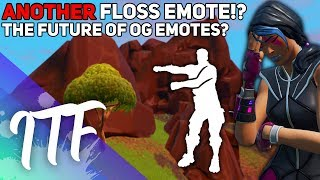 Un autre FLOSS? L'avenir de Battle Pass Emotes? (Fortnite Battle Royale)