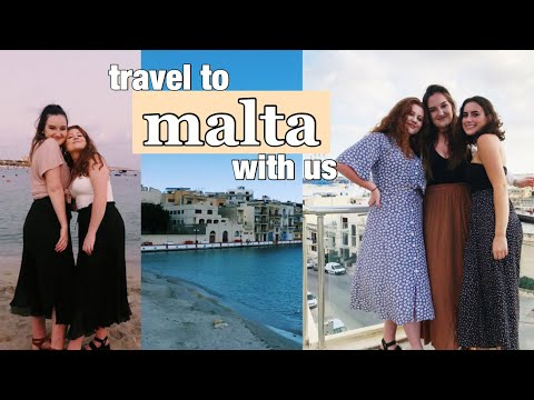weekend in my life abroad | malta