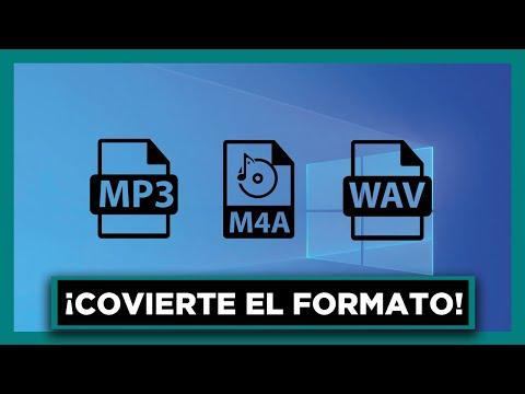✅CONVERTIR CUALQUIER ARCHIVO DE AUDIO A MP3 SIN PROGRAMAS NI PAGINAS 2020