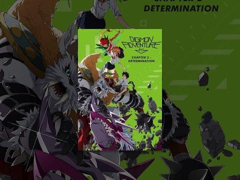 Digimon Adventure Tri - Chapter 2 - Determination