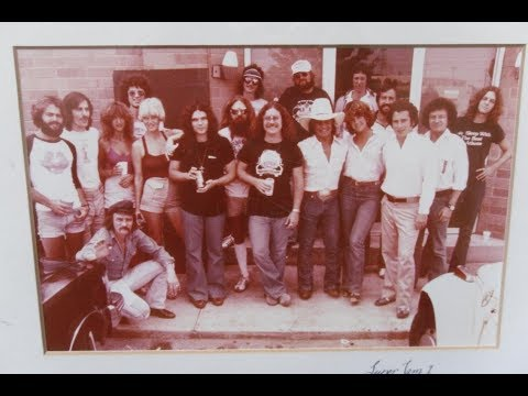 Lynyrd Skynyrd - Rare Super Jam - 01 August 1978 - Gary Rossington Commentary