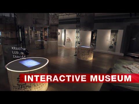 Unique Interactive Museum Exhibitions