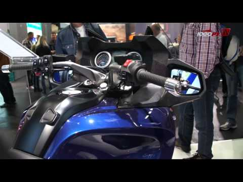Triumph Trophy 1200 2013-Intermot 2012