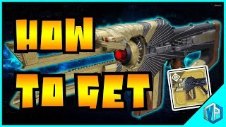 Destiny 2 | HOW TO GET - PROMETHEUS LENS & Any Other OSIRIS DLC Exotics!