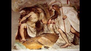 Giữa sự chết và phục sinh, Chúa Giêsu ở đâu?